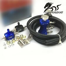 Universal Adjustable Turbo Boost Controller Kit  Manual Turbo Boost Controller w