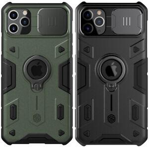Funda-Armadura-Nillkin-Real-camshield-Anillo-Soporte-para-Apple-iPhone-11-Pro-Max