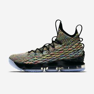 Detalles acerca de Nike Lebron XV 15 Four Horsemen para hombres talla 8 12 Multi Color 897648 901 mostrar título original