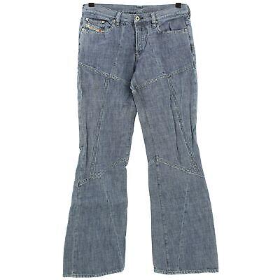 Miele #4205 Diesel Jeans Uomo Pantaloni Daze Ma829 Denim Blue Stone Blu 32/34-mostra Il Titolo Originale