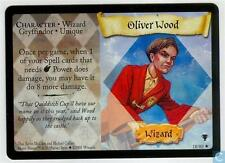 Harry Potter TCG Quidditch Cup Oliver Wood 18/80