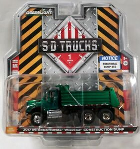 GREENMACHINE-New-Greenlight-Dump-Truck-International-Workstar-SD-Trucks-Series1