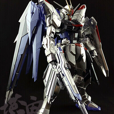 1//100 Metal Myth Barbatos Dragon King Gundam Action Figure Robot Toy Model Kit