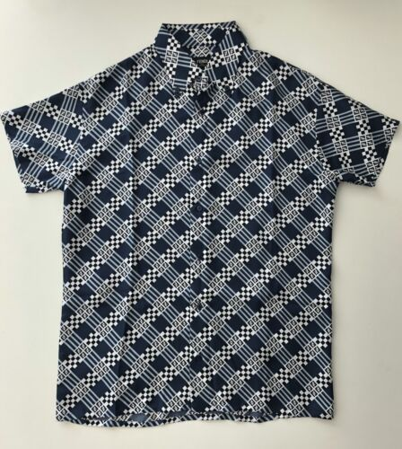 Spring 2018 Men's Fendi Silk Shirt
