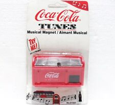 Coca-Cola - CALAMITA/MAGNETE Musical magnets Ghiacciaia - anno 1997