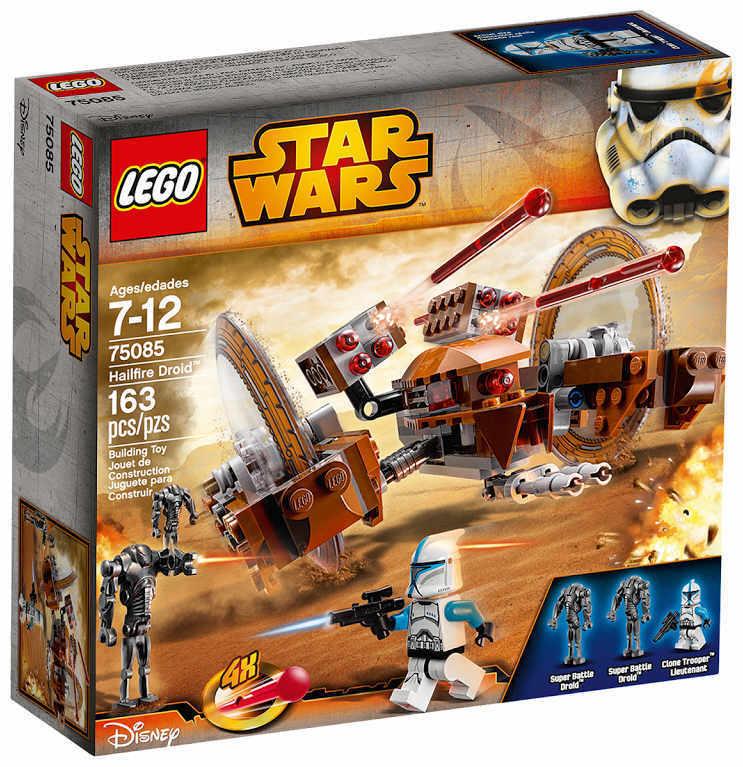 NEU LEGO® Star Wars 75085 - Hailfire Droid NEU & OVP Clone Trooper Lieutenant