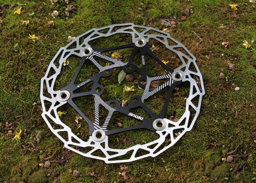 DECKAS MTB Mountain bike Bicycle Brake Disc Floating Rotor 160mm 6 Bolt Rotors A