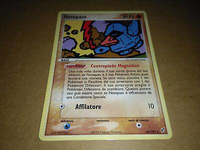 POKEMON EX DEOXYS UNCO N°  42//107 TARINOR