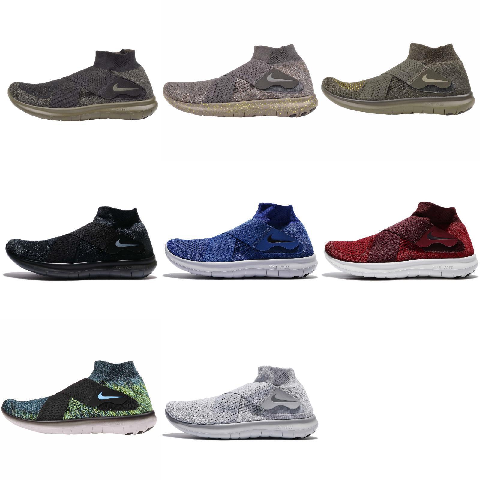 Nike libera rn proposta fk flyknit Uomo scarpe da corsa nwob scegliere 1, blu, grigio, rosso, verde, nero