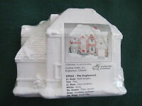 California Creations The Englewood 97021 Holiday Christmas Village Unpainted