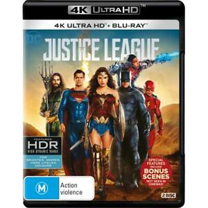 DC-Justice-League-4K-Ultra-HD-HDR-Blu-ray-BRAND-NEW-SEALED-FREE-POSTAGE