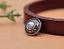 10X-Silver-Tone-Flower-Leather-Craft-Bag-Belt-Purse-Decor-Turquoise-Conchos-Set miniature 15