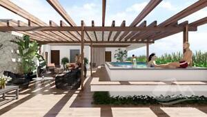 Departamento en Venta en Playa del Carmen/Riviera Maya/Yaakun