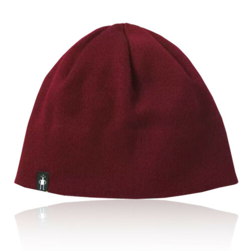 Red Sports Outdoors Warm Breathable SmartWool Unisex The Lid Hat Cap