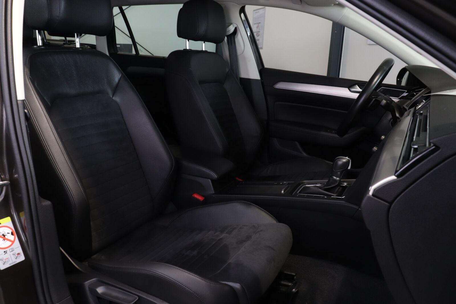 VW Passat TDi 190 High+ Vari. DSG