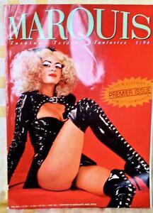Marquis fetish fashion