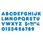 Trend Enterprises T 435 Ready Letters 2 Inch Casual Blue