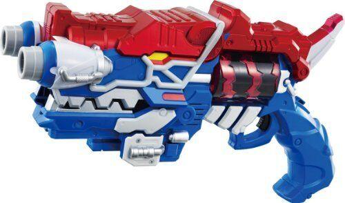 Bandai Power Rangers Dino Cochego Kyoryuger DX Giga Gabu Revolver Nuevo
