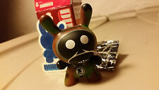 Kidrobot DUNNY series 2 CAMO Sket Sket-One Urban Vinyl Action Figure Army NEW