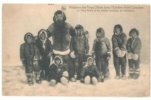CANADA-458-Missions-des-Peres-Oblats-dans-l-039-Extreme-Nord-Canadien-Le-Frere-Gir