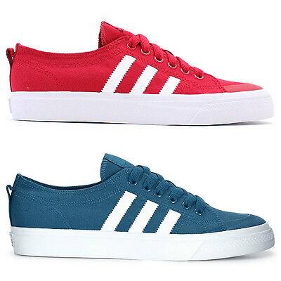 ADIDAS NIZZA LO CLASSIC 78 CANVAS Schuhe Sneaker NEU adi ease culver busenitz