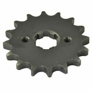 Front-Sprocket-16T-428-Chain-For-Gilera-125-Cougar-01-Honda-CB175-69-78-XLR250