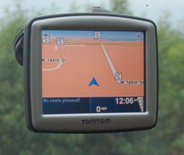 Carte Canada Tomtom One Xl.Tomtom One 130 Us Including Puerto Rico Canada Automotive Mountable