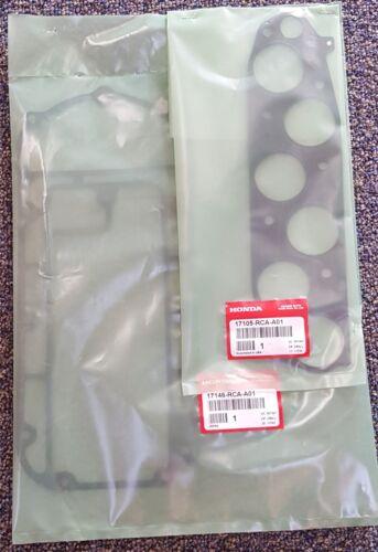 17105-RCA-A01 17146-RCA-A01 OEM HONDA INTAKE MANIFOLD GASKETS 03-06 MDX 04-06 TL