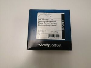 Acuity Control NSP5 PCD ELV 120