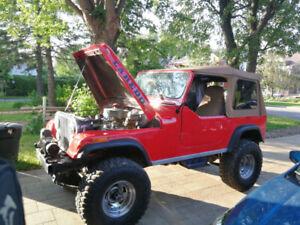 1981 Jeep CJ7 Laredo