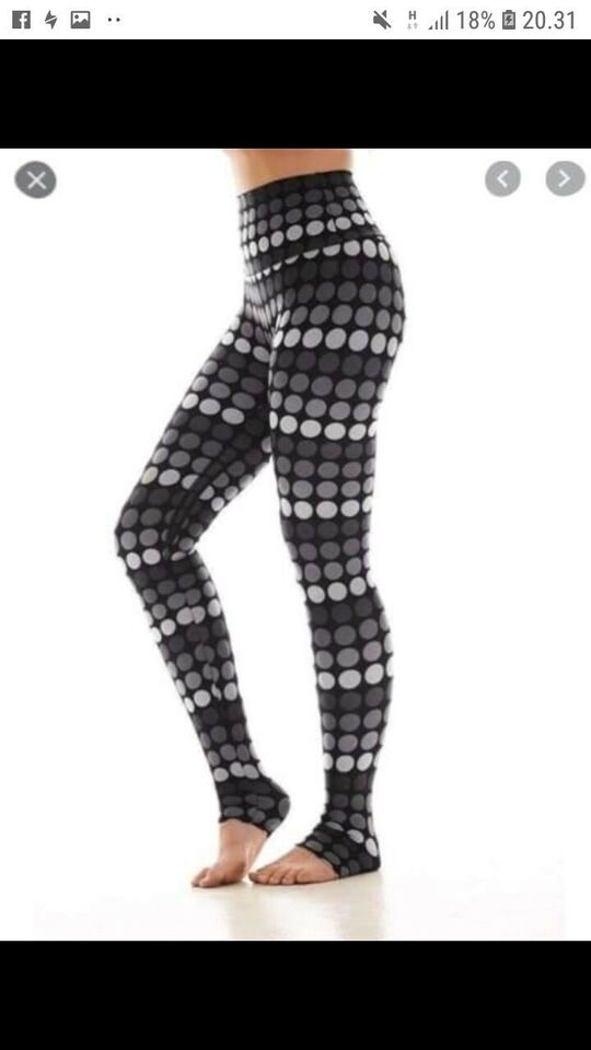 Fitnesstøj, Yoga tights, K deer
