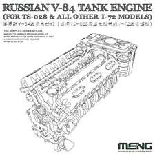 Meng Model 1/35 Russian V-84 Tank Engine #SPS028  #028 *New release*