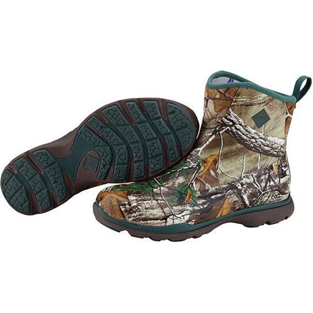 da5602120a1 Muck Boots Company Men's EXCURSION PRO MID, REALTREE XTRA CAMO, Neoprene  Rubber