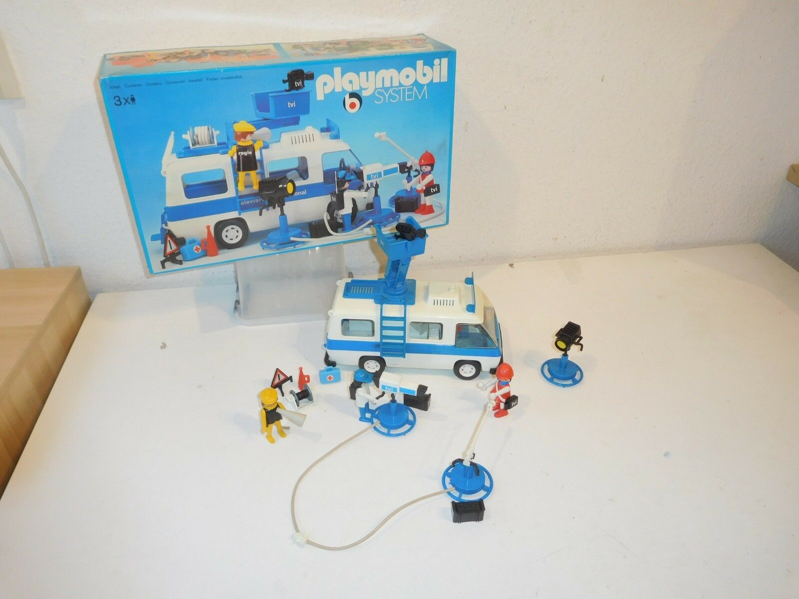 Playmobil 3188 ovp special exclusive set 1979