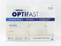 Formula   Optifast® 800 Powder Shakes   Vanilla   1 Case   12 Boxes  