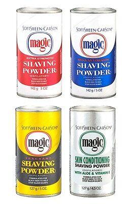 Magic No Razor Hair Removal Shaving Powder 127gm Ebay