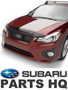 Subaru Of Claremont >> 2012-16 Subaru Impreza & Crosstrek OEM Hood Protector Bug