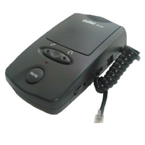 Practica SP11 Mono Headset with CallTel CTA-100 Amplifier for most Desk Phones