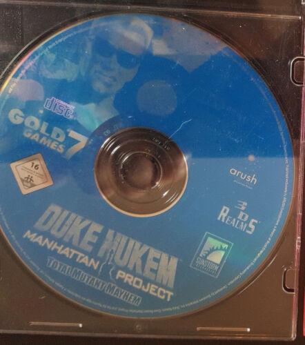 1 von 1 - Duke Nukem: Manhattan Project - Total Mutant Mayhem (PC, 2002, DVD-Box)
