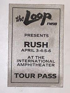 RUSH-Backstage-Concert-Tour-Pass-April-1980-UNUSED-At-International-Amphitheater