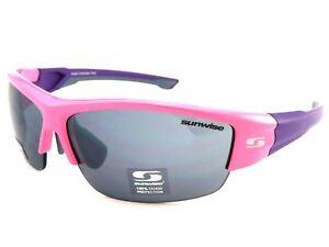 Sunwise 3+1 lenti occhiali da sole sportivi Evenlode Rosa / fumè SPECCHIO Olrseto7pj