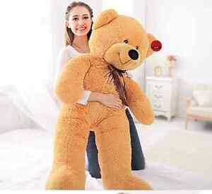 63-039-039-Giant-Big-Teddy-Bear-Brown-Huge-Stuffed-Animals-Plush-Soft-Toys-Doll-Gifts