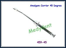 Amalgam Carrier Gun Type 45 Degree Dental Instruments High Quality 459-45