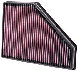 K-amp-n-Filtro-De-Aire-Para-BMW-320d-E90-E91-E92-E93-177-184-PS-03-2007-2013