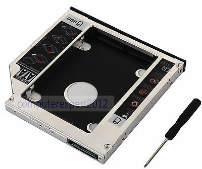 2nd Hard Drive HDD SSD Caddy for Acer Aspire E15 E17 ES1-511-C50C ES1-512-P84G