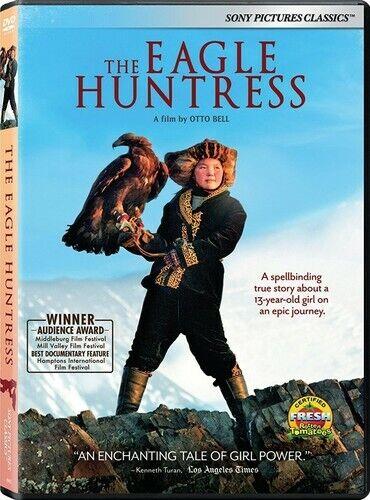 The Eagle Huntress DVD NEW