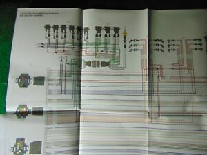 Mercury Outboard 115 135 150 175 OptiMax Engine Harness Wiring Diagram  DEALER | eBayeBay