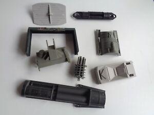 Gi-Joe-part-MOBILE-COMMAND-CENTER-1987-ELEVATOR-RADAR-BRACKET-GAS-PUMP-PILLAR