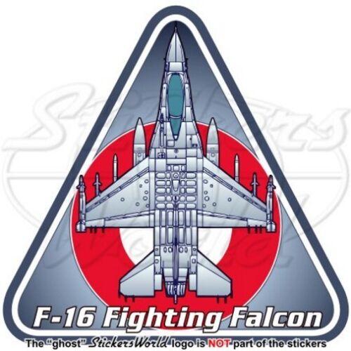 General Dynamics-Lockheed F-16 Fighting Falcon DENMARK Danish AirForce Sticker
