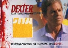 Dexter Season 5 & 6 Prop Costume Card DP5 Jordan Chase T-Shirt